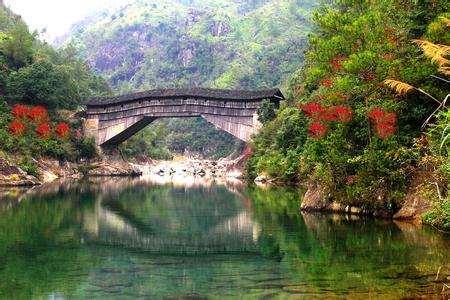 杨梅洲生态旅游风景区景点介绍